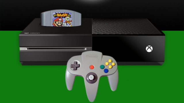 Для комфортной игры в Rare Replay компания Hyperkin адаптирует геймпад от Nintendo 64 под Xbox One