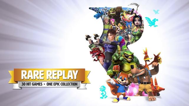 Для установки всех игр из Rare Replay потребуется освободить на Xbox One 50 Гб