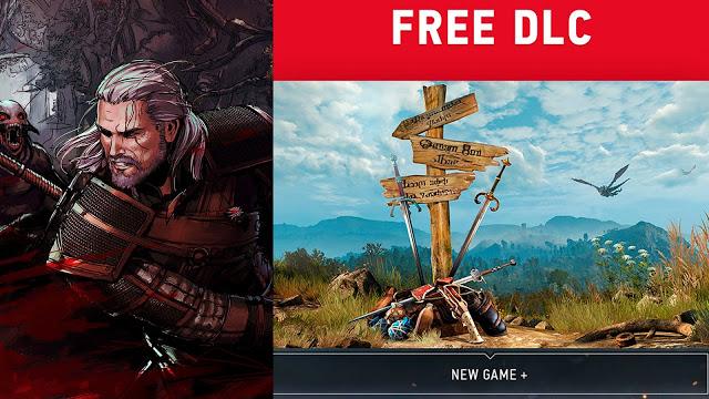 Появились первые подробности дополнения New Game Plus для Witcher 3