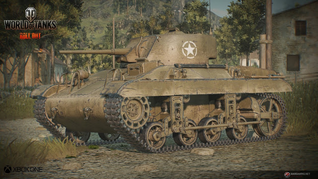 Бета-тестеров игры World of Tanks на Xbox One ждет масса бонусов