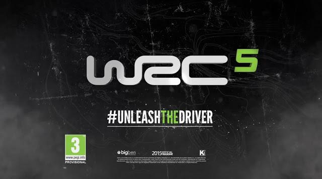 Официально анонсирован для Xbox One раллийный симулятор World Rally Championship 5