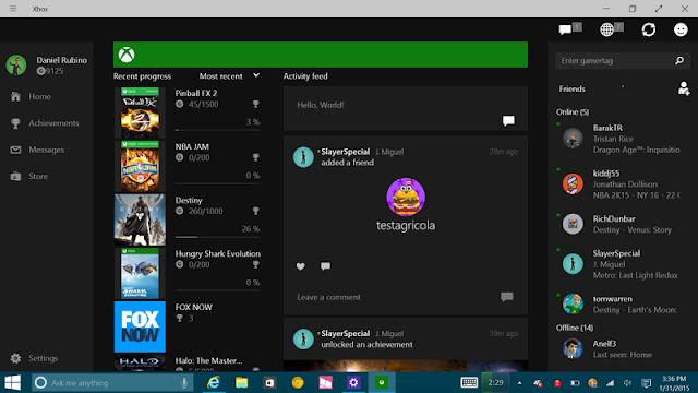 Microsoft: Xbox – отличная причина обновить PC до Windows 10