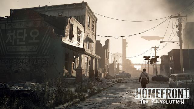 Новый геймплей игры Homefront: The Revolution с выставки PAX Prime 2015