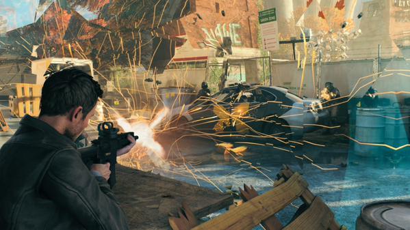[Gamescom 2015] Представлены новые трейлеры и актерский состав Quantum Break, объявлена дата релиза