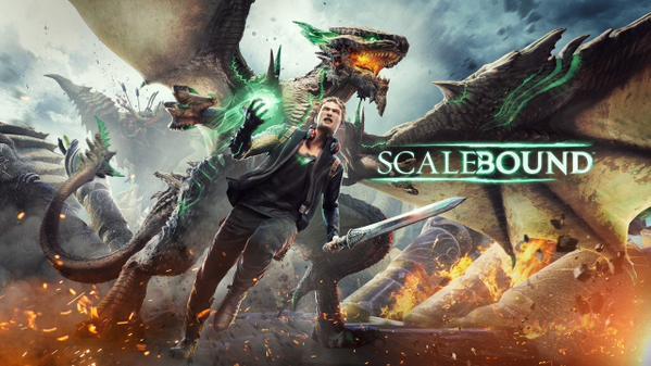 [Gamescom 2015] Показан дебютный геймплей игры Scalebound, и объявлена примерная дата выхода