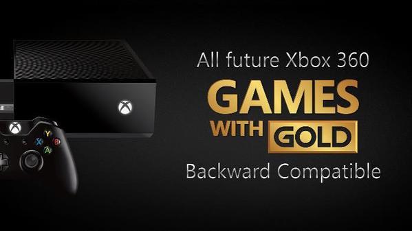 [Gamescom 2015] Бесплатные игры от Xbox 360 по программе Games With Gold будут работать на Xbox One