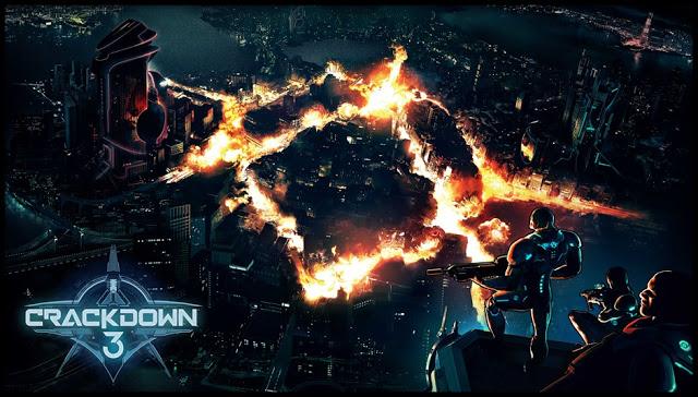 [Gamescom 2015] В игре Crackdown 3 будет полная разрушаемость и облачные технологии