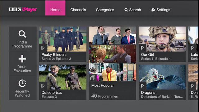Приложение BBC Iplayer для Xbox One получило обновление, которое позволяет смотреть телеканалы в прямом эфире