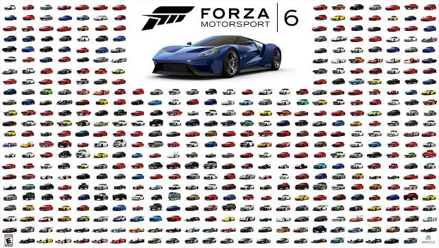 Демо-версия Forza Motorsport 6 выйдет 1 сентября и позволит игрокам получить бонусы в полной игре
