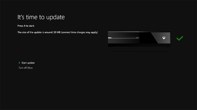 Новая версия прошивки Xbox One готовит консоль к релизу Windows 10
