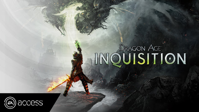Dragon Age Inquisition добавлена в библиотеку бесплатных игр сервиса EA Access