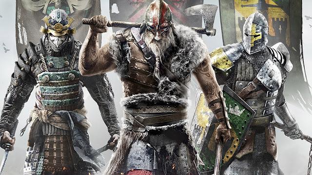 Компания Ubisoft показала, как создавался трейлер игры For Honor