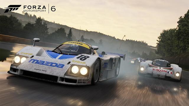 Представлено лимитированное издание дисковой версии игры Forza Motorsport 6