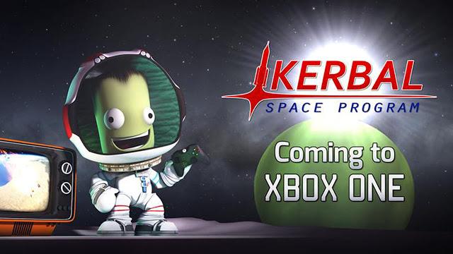Популярный космический симулятор Kerbal Space Program выйдет на Xbox One