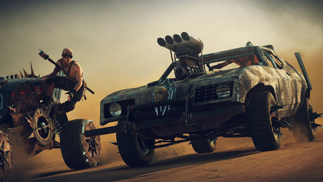 Все механики игры Mad Max можно увидеть в рамках 70-минутного геймплейного ролика