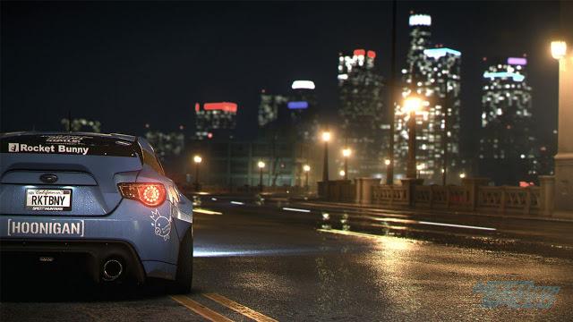 В сети появился 15-минутный ролик с геймплеем игры Need for Speed 2015