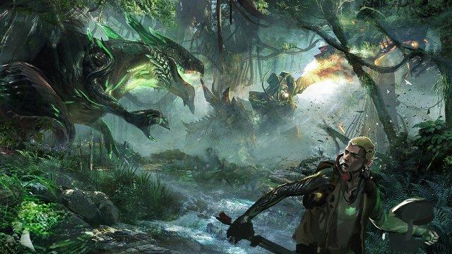 Хидеки Камия: первые концепты игры Scalebound появились в 2006 году, и тогда в ней были динозавры, а не драконы