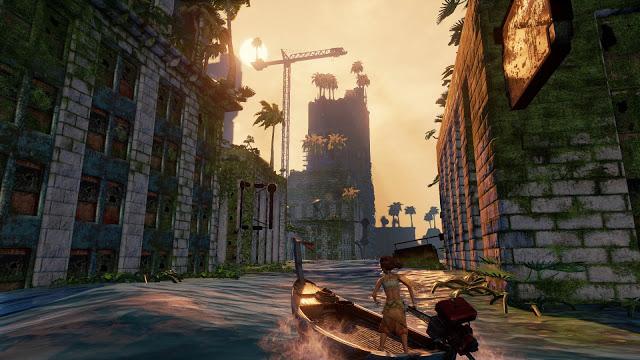 Обзор Submerged (Град Погружённый): когда геймплей отходит на второй план