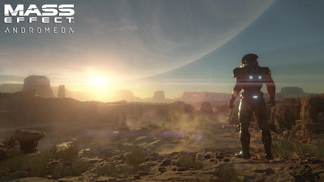 Игра Mass Effect: Andromeda станет самой масштабной за всю историю франшизы