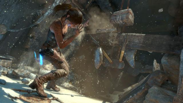 Полноценное прохождение игры Rise of the Tomb Raider растянется на 40 часов
