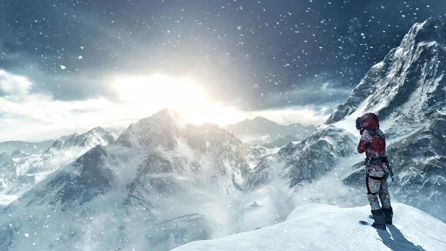 Представлен новый потрясающий трейлер игры Rise of the Tomb Raider