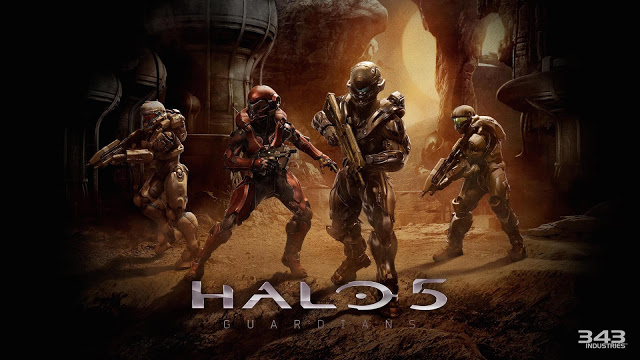 Представлен новый телевизионный трейлер игры Halo 5 Guardians