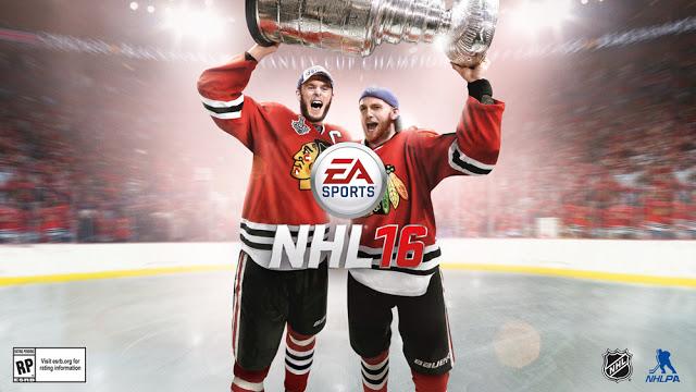 В сервисе EA Access стала доступна бесплатная пробная версия игры NHL 16