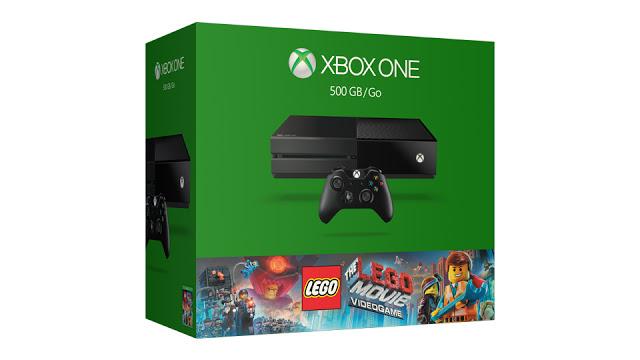 Анонсирован бандл Xbox One с игрой The LEGO Movie Videogame