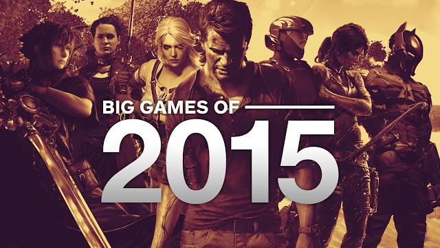 Список самых продаваемых игр в Европе в первой половине 2015 года