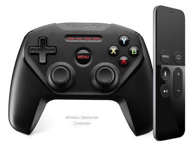 Apple TV – новый конкурент игровым приставкам Xbox One и Playstation 4?