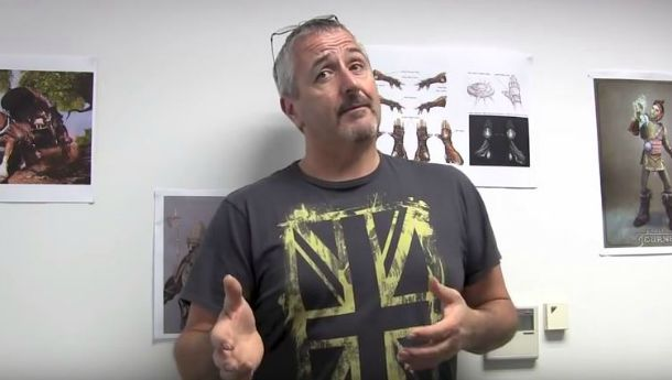 Креативный директор студии Lionhead Гэри Карр покинул компанию после 12 лет работы