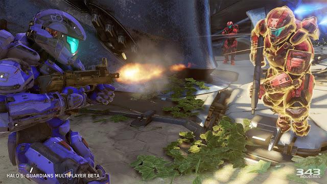 В мультиплеере игры Halo 5 Guardians не будет голосования за выбор следующей карты