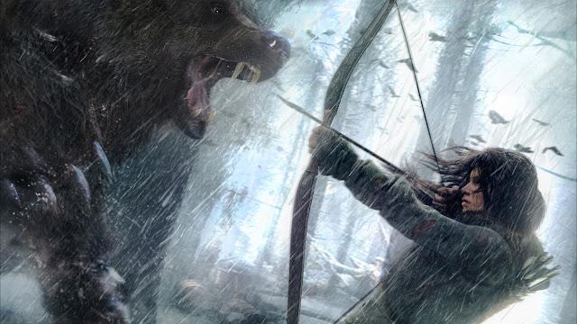 Инсайдер сравнил версии игры Rise of the Tomb Raider и Uncharted 4 между собою на PAX Prime 2015