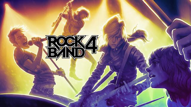 За предварительный заказ игры Rock Band 4 на Xbox One можно получить 12 дополнительных треков