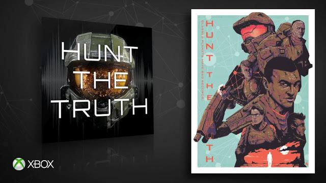 Сегодня стартует второй сезон проекта Hunt the Truth по вселенной Halo