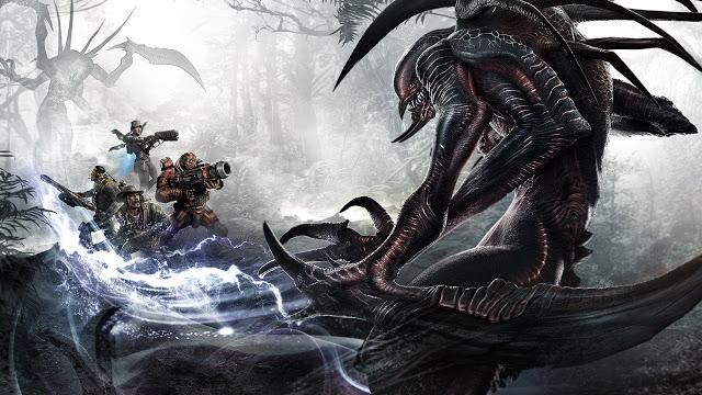 Полная версия игры Evolve будет доступна бесплатно на Xbox One в будущие выходные
