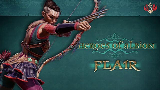 Frair - новая героиня игры Fable Legends