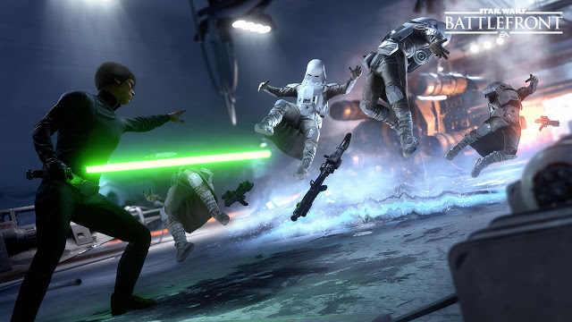 Издательство Electronic Arts рассказало подробности об открытом бета-тесте Star Wars Battlefront