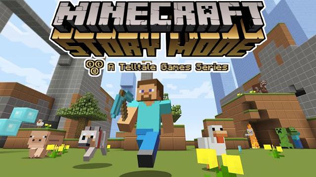 Amazon сообщил, что игра Minecraft Story Mode поступит в продажу 27 октября
