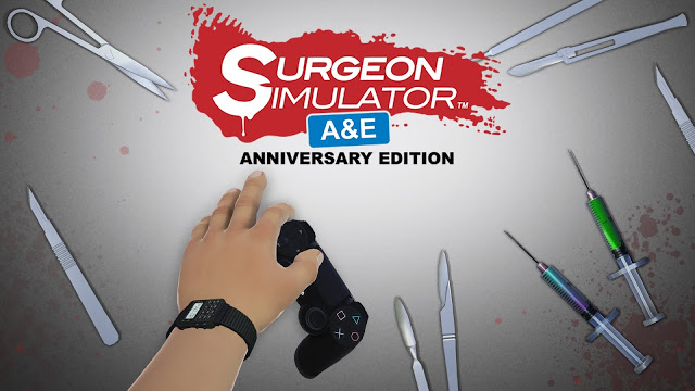 Игра Surgeon Simulator с поддержкой Kinect может не выйти на Xbox One