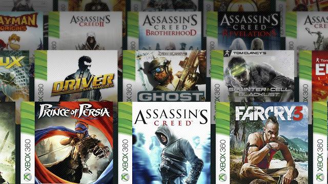 Стало известно, какие игры Ubisoft следует ждать на Xbox One по программе обратной совместимости с Xbox 360