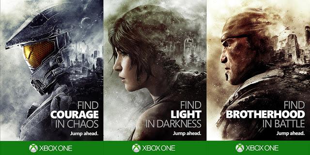 Компания Microsoft уверена, что у Xbox One нет конкурентов в плане линейки игр на конец года