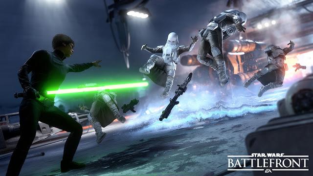 Разработчики Star Wars Battlefront рассказали, почему разрешение в консольных версиях игры ниже 1080p