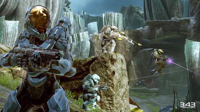 Halo 5 Guardians - первые оценки западных журналистов, плюсы и минусы игры