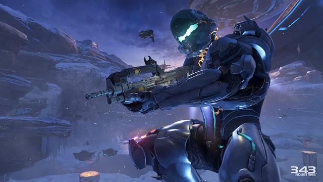 Студия 343 industries не планирует выпускать сюжетные DLC для Halo 5 Guardians