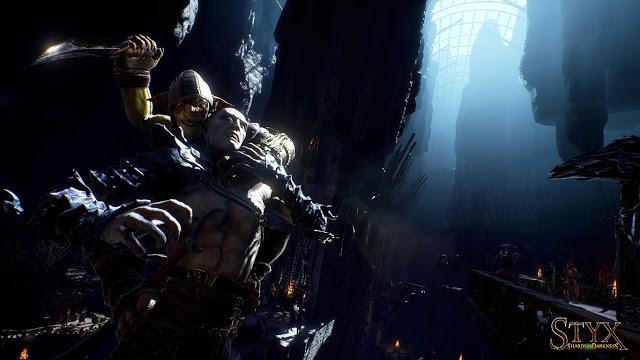 Официально анонсирована игра Styx: Shards of Darkness на движке Unreal Engine 4
