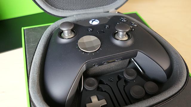 Обзор геймпада Xbox One Elite – основные плюсы и минусы