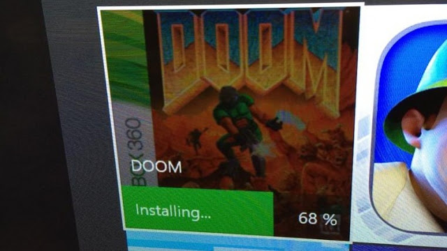 Оригинальная игра Doom может появиться в программе обратной совместимости Xbox One