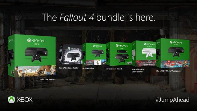 Стали известны российские цены на новые бандлы с приставкой Xbox One