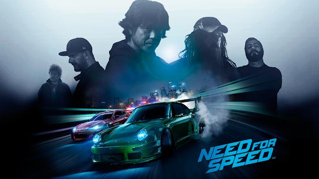 Полный список музыкальных композиций новой игры Need for Speed